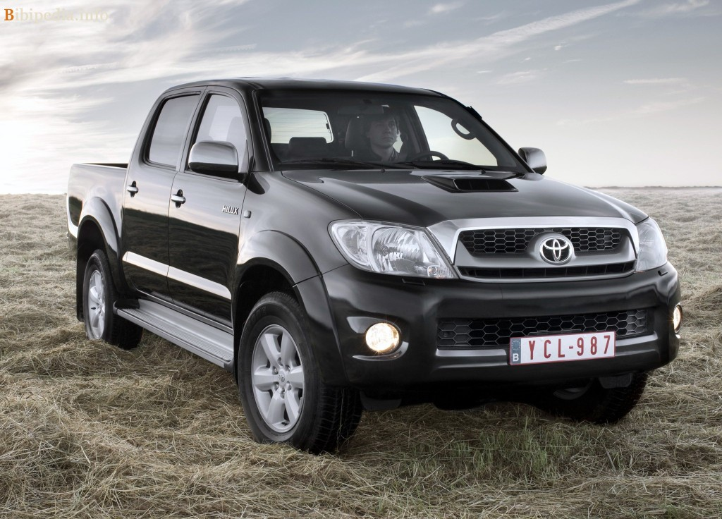 toyota hilux double cab 17
